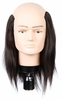 "Hairart Danny 10"" Top Bald Male Classic Mannequin Head 84"