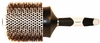 "Hairart iTech Magnetic Tourmaline Boar & Nylon Bristle Brush 4 1/4"" 57700"