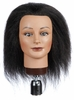 "Hairart Marla 12"" Hair Yak Value Mannequin Head 4151YB"