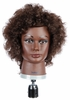 Hairart Tracy Deluxe Mannequin With Afro Curly Hair 43-008