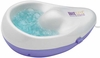 Hot Spa Nail Bubbles Spa with Water Heat Up 61521