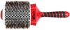"Hairart iTech 4 1/4"" Magnetic Tourmaline Boar & Nylon Bristle Brush 76700"