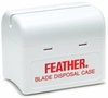 Jatai Feather Styling Razor Blade Disposal Case F1-15-900