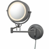 Kimball & Young 5X To 1X Bronze Contemporary Wall Mirror 91495