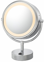 Kimball & Young Double Sided LED Lighted Vanity Mirror