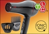 Lava Tech Ionic Turbo Dryer with Tourmaline 1875 Watt LT647