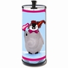 Marvy Penguin Girl Sanitizing Disinfectant Jar No. 4 SNJD4PGL