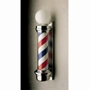 "Marvy Barber Pole 6"" Two Light Model 77 BP077TLR"