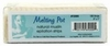 "Melting Pot 3"" x 1"" Natural Muslin Epilation 100 Strips FS5000"