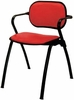 Pibbs Nuova Era Upholstered Reception Chair 1095