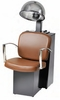 Pibbs Pisa Dryer Chair with Black Steel Base 3769