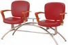 Pibbs Verona Reception Duo Chair 3832