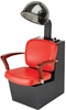 Pibbs Verona Series Dryer Chair with Black Laminate Base 3862