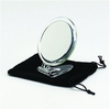 Swissco Two Sided Acrylic 1X To 7X Standing Compact Mirror SW720