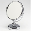 Swissco Two Sided Chrome 1X To 7X Standing Mirror SW225