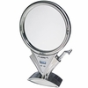 Zadro 5X/1X LED Lighted Power Zoom Stainless Steel Fogless Mirror Z900SS