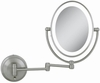Zadro LED Lighted Wall Mount Mirrors
