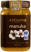 AIRBORNE Manuka 70+ Honey