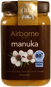 AIRBORNE Manuka 80+ Honey