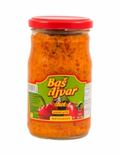 Bas Hot Ajvar 290g (10.2 oz)