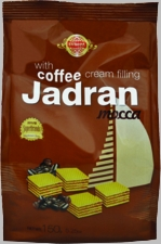 EVROPA Jadran Mocca Wafers - Case of 12