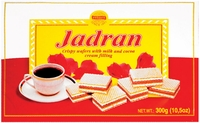 Evropa Jadran Wafers - Case of 12 Boxes