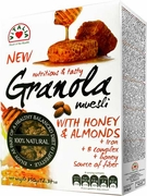 Granola w/ Honey - Case of 6