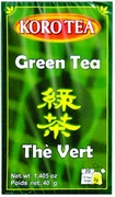 Green Tea 40g (12 Pack)