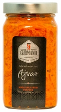 <font color=red><b>NEW!!!</font></b> GURMANO Ajvar HOT 490g (17.3oz)