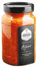 <font color=red><b>NEW!!!</font></b> GURMANO Ajvar Mild 490g (17.3oz)