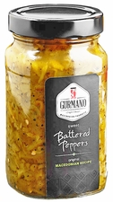 <font color=red><b>NEW!!!</font></b> GURMANO Battered Peppers 490g (17.3oz)