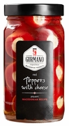 <font color=red><b>NEW!!!</font></b> GURMANO Red Peppers with Cheese 470g (16.6oz)