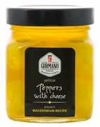 <font color=red><b>NEW!!!</font></b> GURMANO Yellow Peppers with Cheese 290g (10.2oz)
