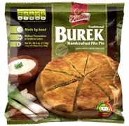 Burek Pie w/ Cheese & Leek