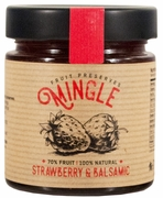 Mingle Strawberry & Balsamic Preserves