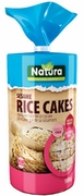 Natural Rice Cakes with Sesame - Case of 12 Bags