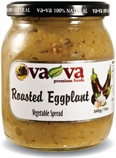 VA-VA Roasted Eggplant Spread