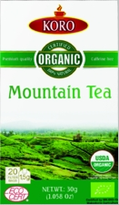 Organic Mountain Tea