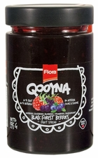 Qooyna Black Forest Fruits Fruit Spread