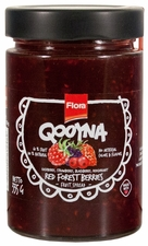Qooyna Red Forest Berries Fruit Spread