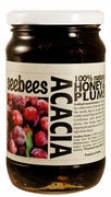 SEEBEES Acacia Honey with Plums