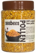 <font color=red><b>NEW!</font></b> Seebees Dried Bee Pollen