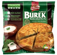 Burek Pie w/ Cheese & Spinach