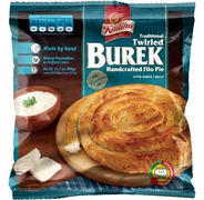Twirled Burek w/ Cheese