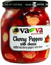 VA-VA Stuffed Cherry Peppers w/ Cheese