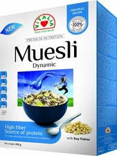 Dynamic Whole Grain Muesli - Case of 6