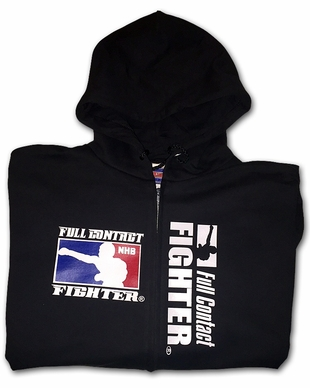 FCF NHB FULL ZIP SWEATSHIRT
