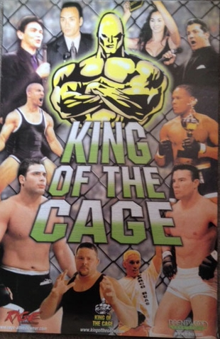 Vintage King Of The Cage