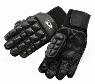 ALL BLACK GLOVES FULL PAIR