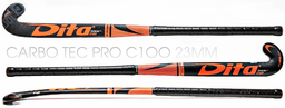 CARBO TEC PRO C100 23mm - for the Versatile Player